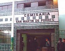 COMISARIAS DE SAN MARTIN DE PORRES