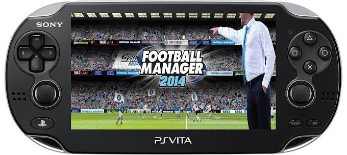 Football Manager 2014 Dapat Di Nikmati Di PS Vita