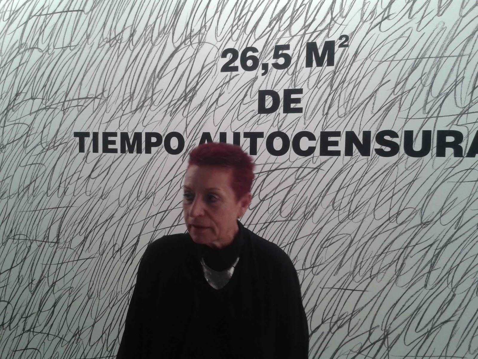 Concha Jerez, Premio Nacional de Artes Plásticas 2015