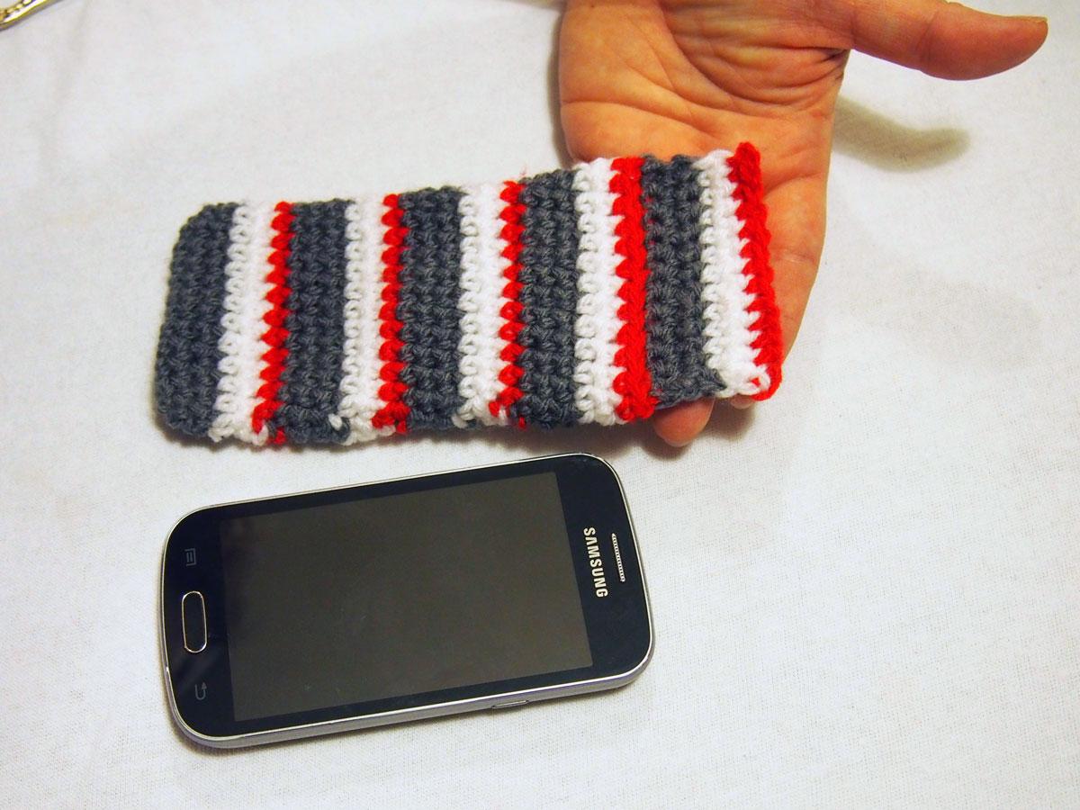 crochet tricotin tricot mod les et tutoriels coque gsm moderne en crochet tutoriel. Black Bedroom Furniture Sets. Home Design Ideas
