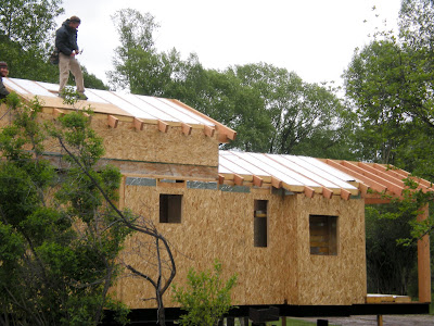 SIPs - RAY-CORE Insulated Roofing - McKay
