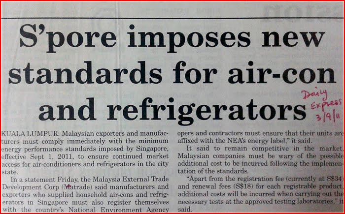 Energy Efficient Singapore