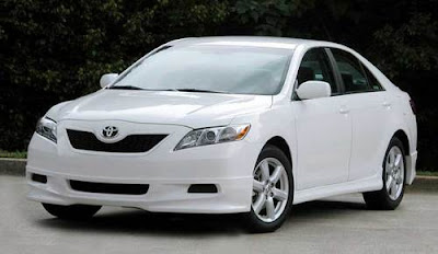 2007 Toyota Camry Owners Manual PDF