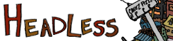 Headless Comic