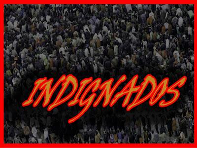 2011 - O ANO DOS INDIGNADOS