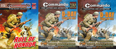 Commando 4514 and predecessors