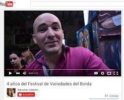 Nota Festival de Variedades del C.C. del Hospital Borda