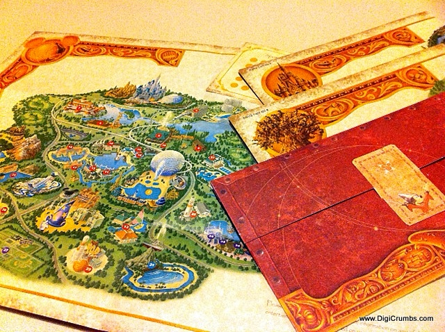 Digicrumbs free walt disney world customized maps make sure to order your maps well in advance of your trip as we didnt receive our maps before leaving for florida instead they were a fun surprise gumiabroncs Gallery