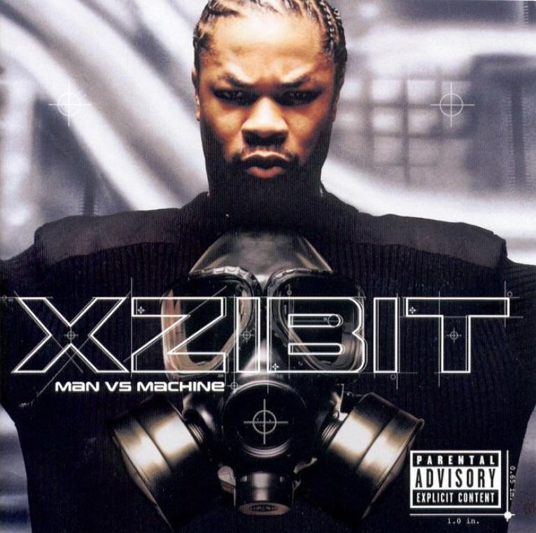Xzibit � Man Vs Machine (Deluxe Edition) (2xCD) (2002) (FLAC + 320 ...