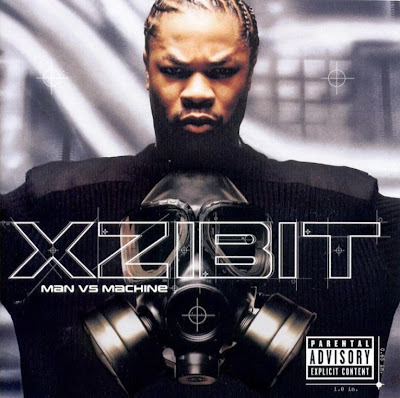 Xzibit – Man Vs Machine (Deluxe Edition) (2xCD) (2002) (FLAC + 320 kbps)