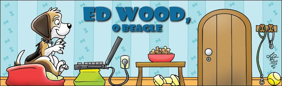 Ed Wood, o Beagle