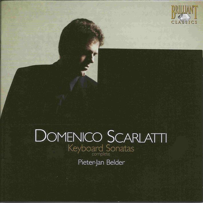 Domenico Scarlatti : Complete 555 Keyboard Sonatas