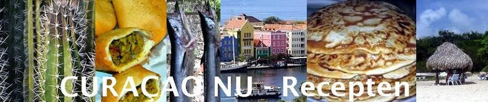 Curaçao Nu - Recepten