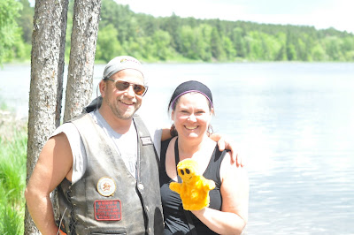Itasca State Park on Father's Day, 2013