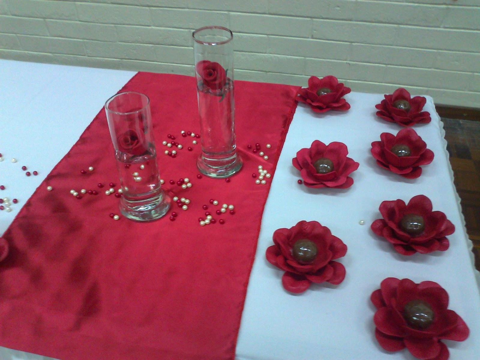 Decoração Com Eva ~ Artesanatoé tudo de bom Flores de Eva usadas em Decoraç u00e3o