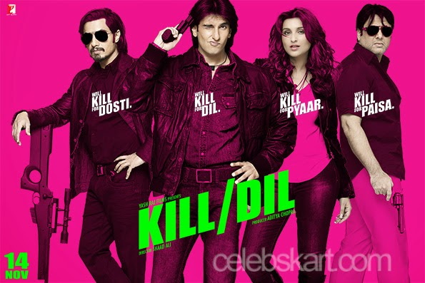 Sajde Song - Kill Dil(2014)