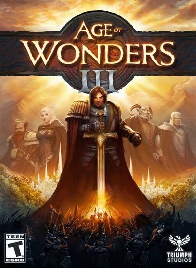 cover Age of Wonders III Single Link Iso Full Version