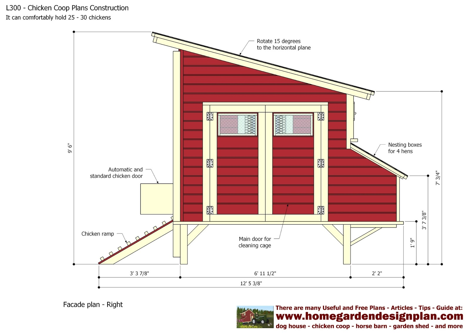 Dewa coop this is building a chicken coop pdf download for Chicken coop plans free pdf