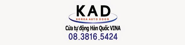 Cửa tự động Hàn Quốc VINA