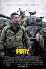 Fury: Brad Pitt and crew | A Constantly Racing Mind