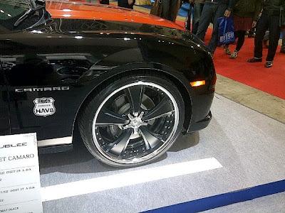GAMBAR Tokyo Auto Salon 2012 1