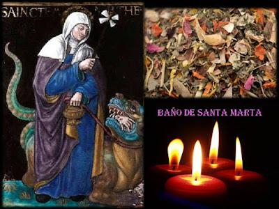 Ba o de santa marta contra las infidelidades matrimoniales - Banos para el amor ...