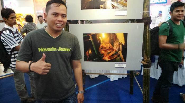Wayang Kulit Banjar Antar Rahmadi Jadi Juara Photography