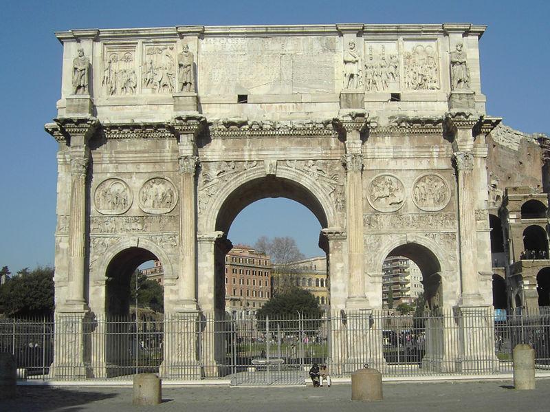 Viaje De Estudios  Palacios Imperiales  Arcos Y Coliseo