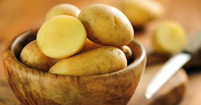 Potatoes health benefits