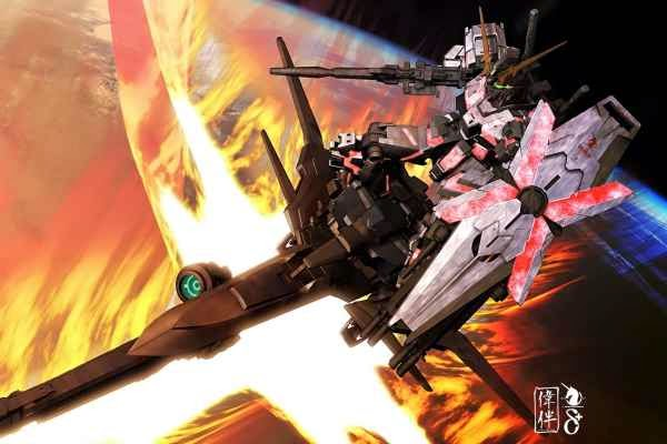 Mobile Suit Gundam Unicorn Movie 7 (Final) Sub Indo