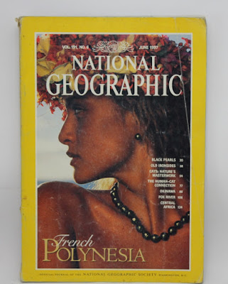 National Geographic 1997