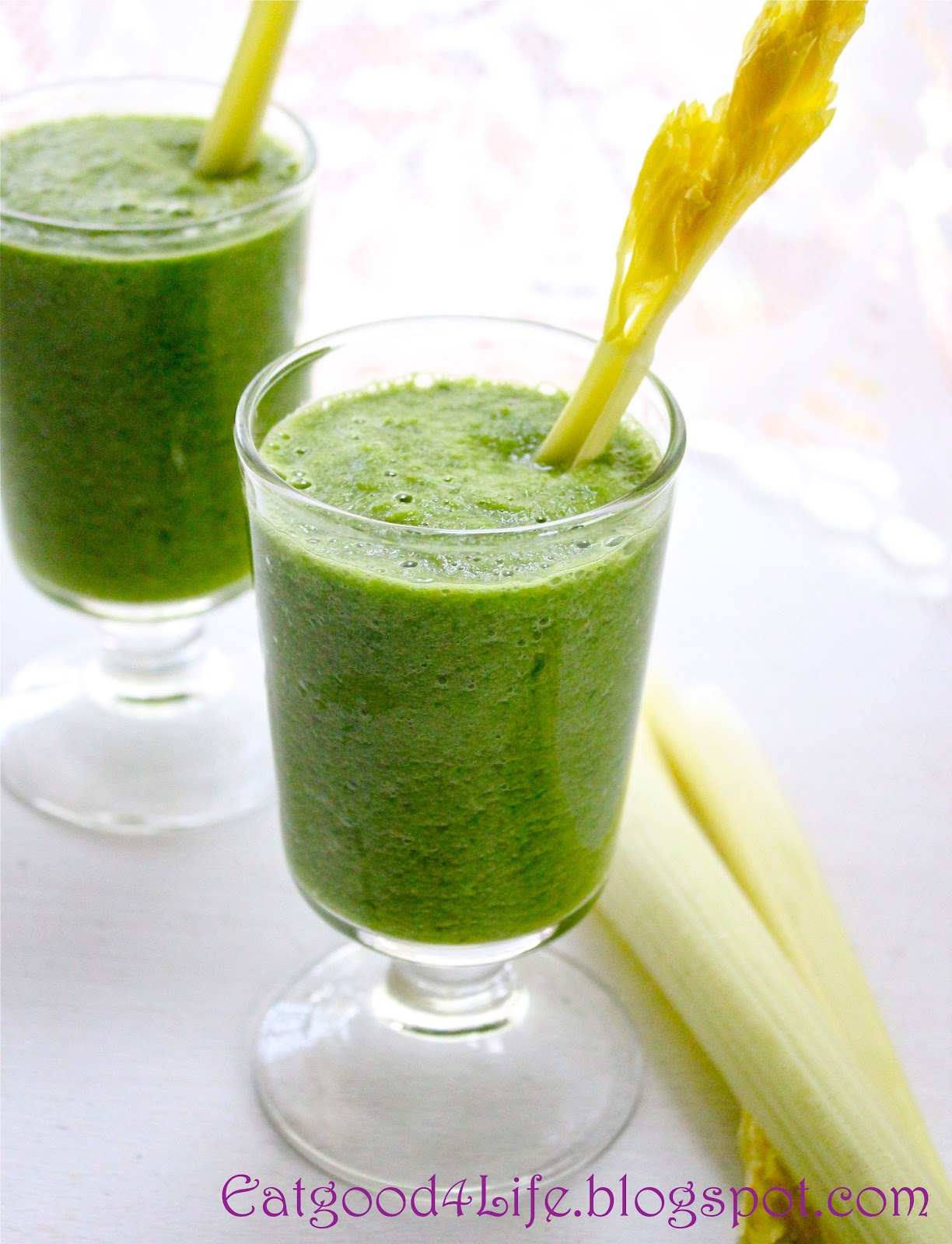 Dr Oz morning green smoothie