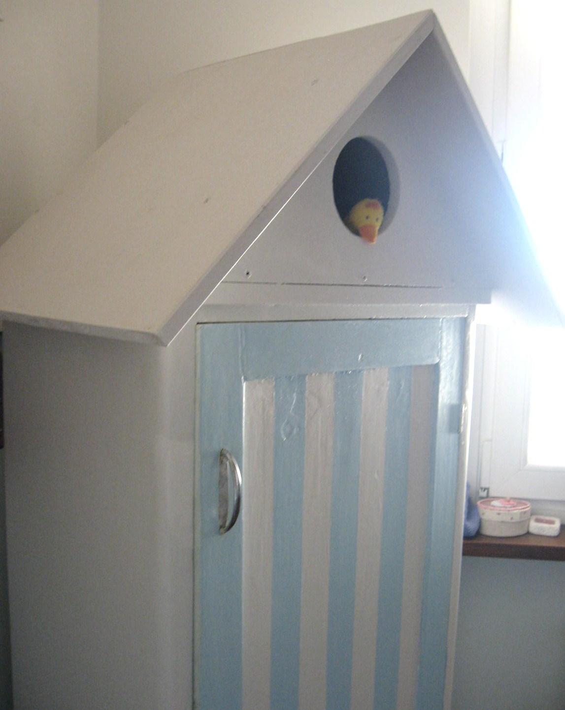 Il patchwork di penny una nuova cabina armadio - Cabine in legno ...