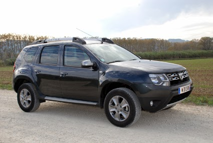 hrk auto news neuer dacia duster. Black Bedroom Furniture Sets. Home Design Ideas