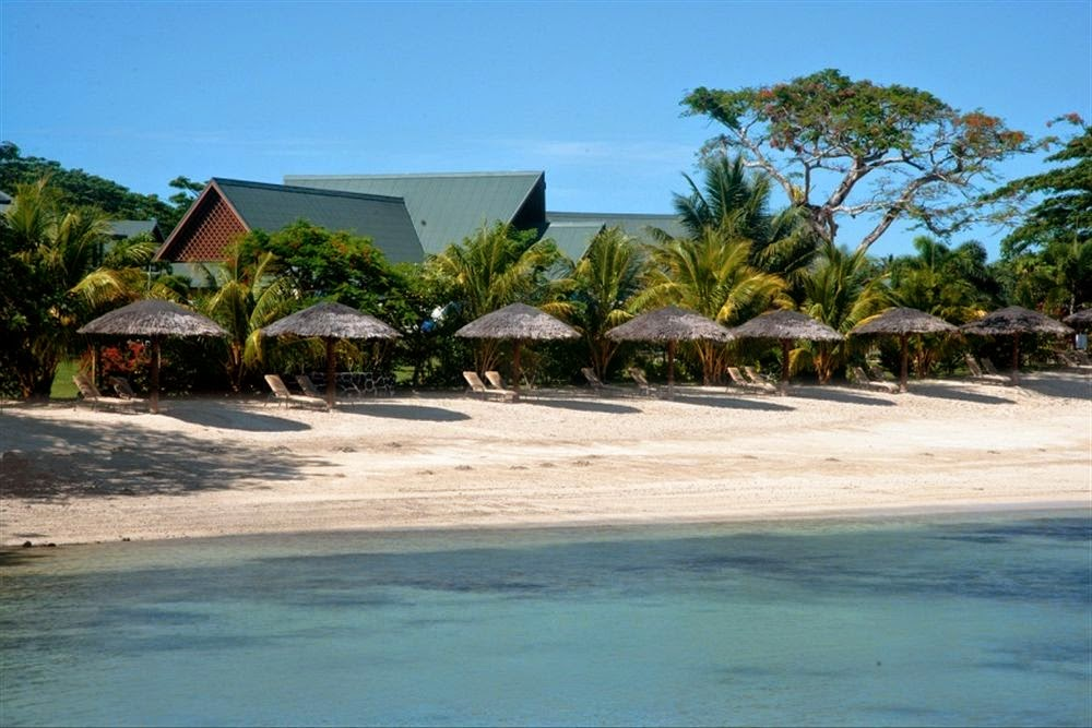 Faleolo (Samoa) - Aggie Greys Lagoon Beach Resort and Spa 3,5* - Hotel da Sogno