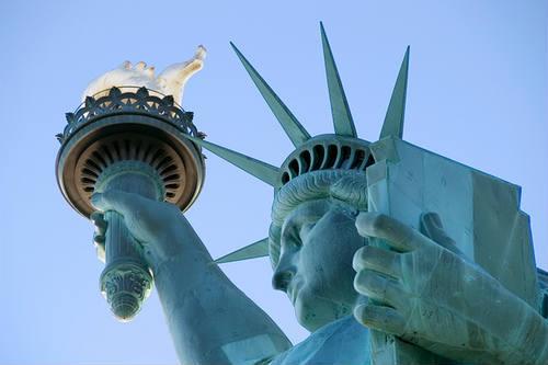 La verdad ser revelada julio 2013 for Interior estatua de la libertad