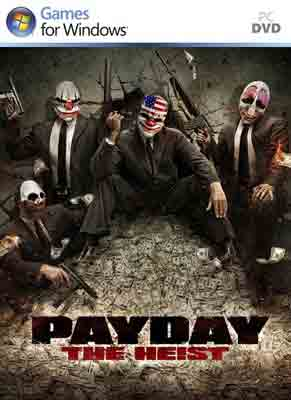 PAYDAY: The Heist (2011/ENG/PC)