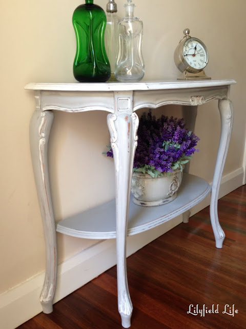 Lilyfield Life Paris Grey French Console