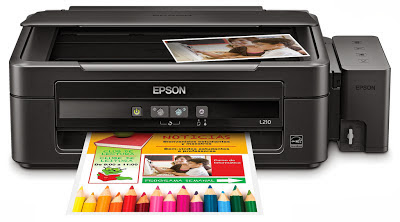 learn to scan for epson L210 sitemarca