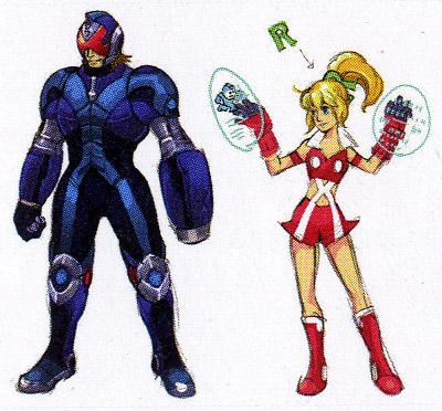 Diseños sobre el Megaman de SFXT Sfxtmm14