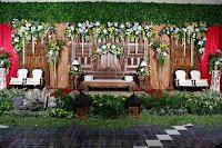 Pernak Pernik Bunga Pernikahan