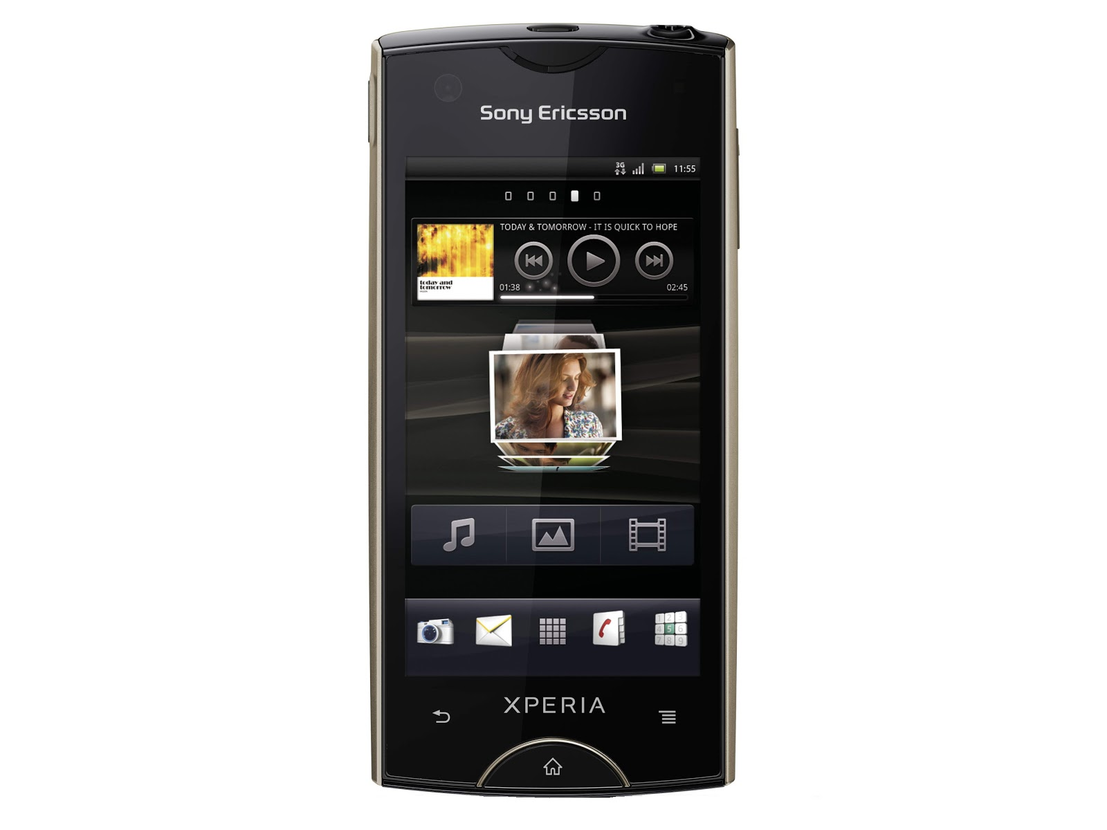 Imobile Phones: Sony-Ericsson XPERIA Ray [Features,Demo,Review]