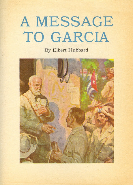 a message to garcia essay