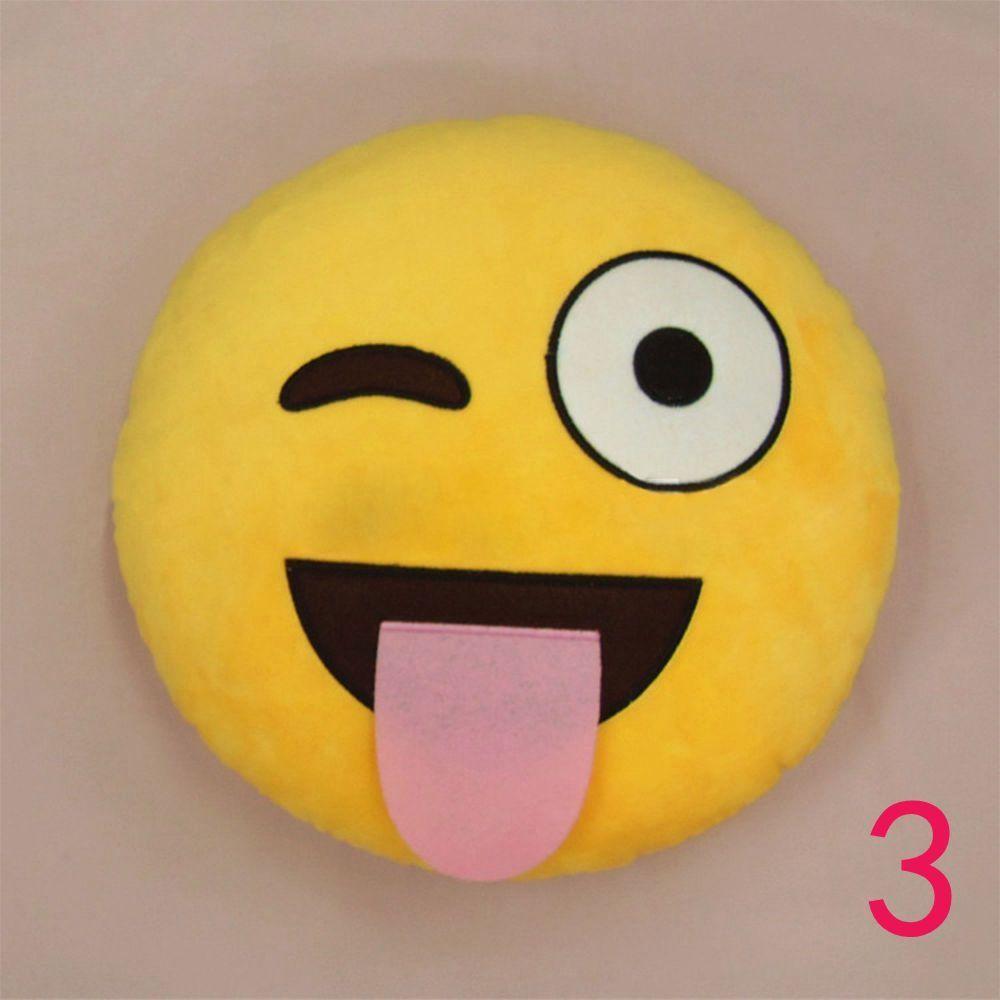 Bantal Emoticon Emoji Murah Kedai Online