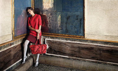 Bottega Veneta's Fall/Winter 2011-12 Ad Campaign