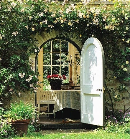 Secret gardens the cottage market for Secret garden designs