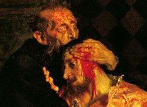 "Ilya Repin's ""Ivan the Terrible"""