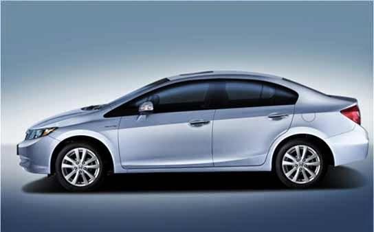 صور سيارة هوندا سيفيك 2013 Honda Civic
