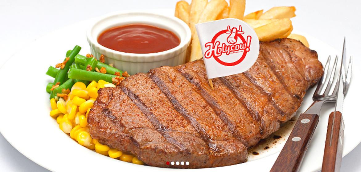 Holycow Steak,