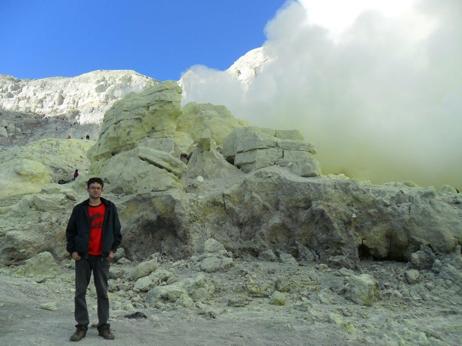 malaysia volcano
